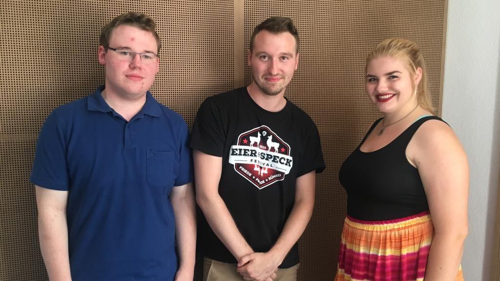 Brass und Rap = Mozah – Die Band im Interview