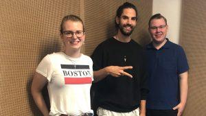 Musik auf der Krebsstation: Interview mit Nik Cosmo