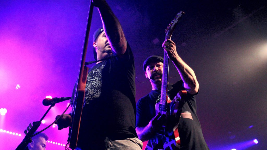 We wanna party party – Zebrahead in Köln