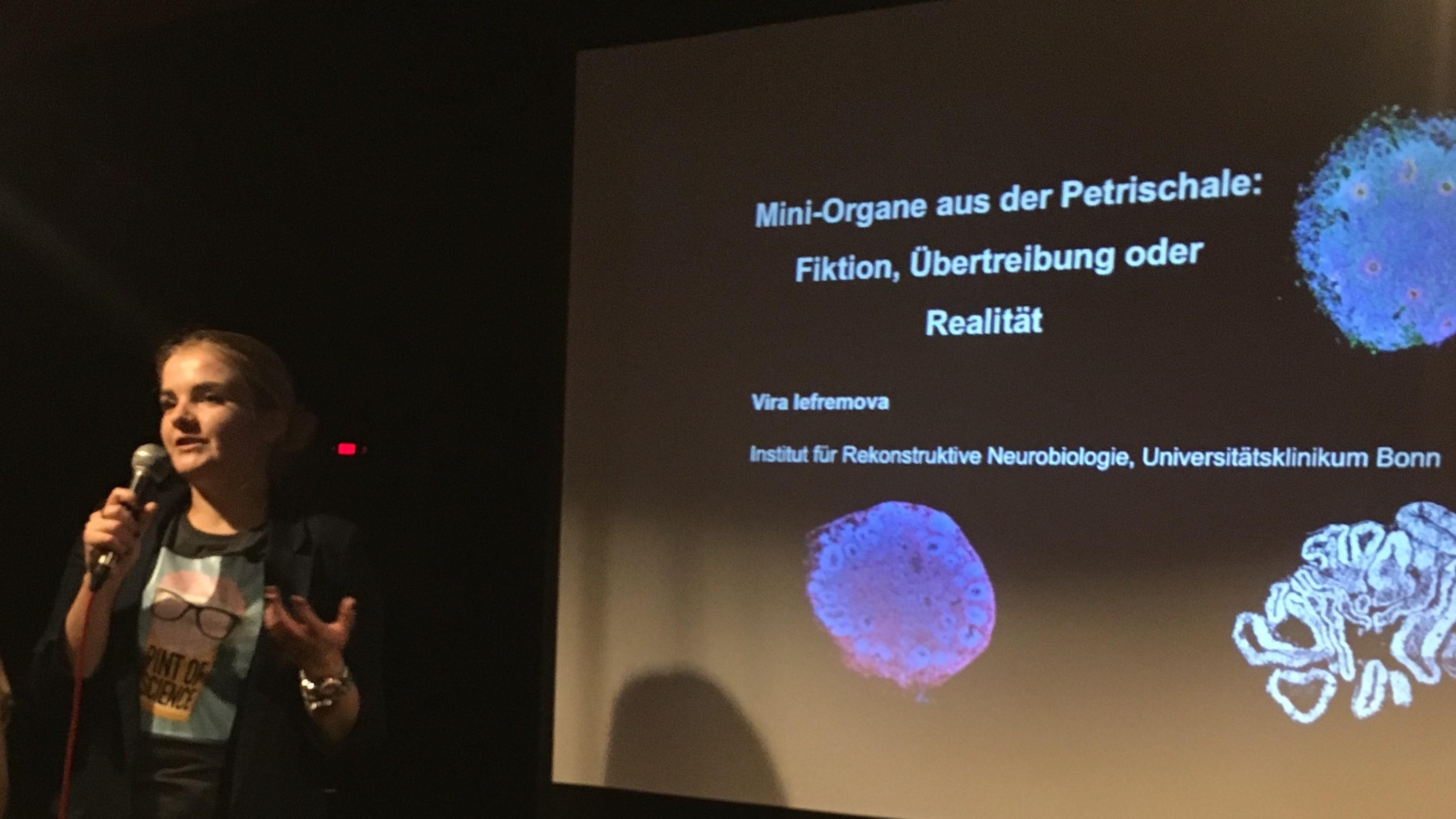 Pint of Science: Über Stammzellen am Stammtisch reden