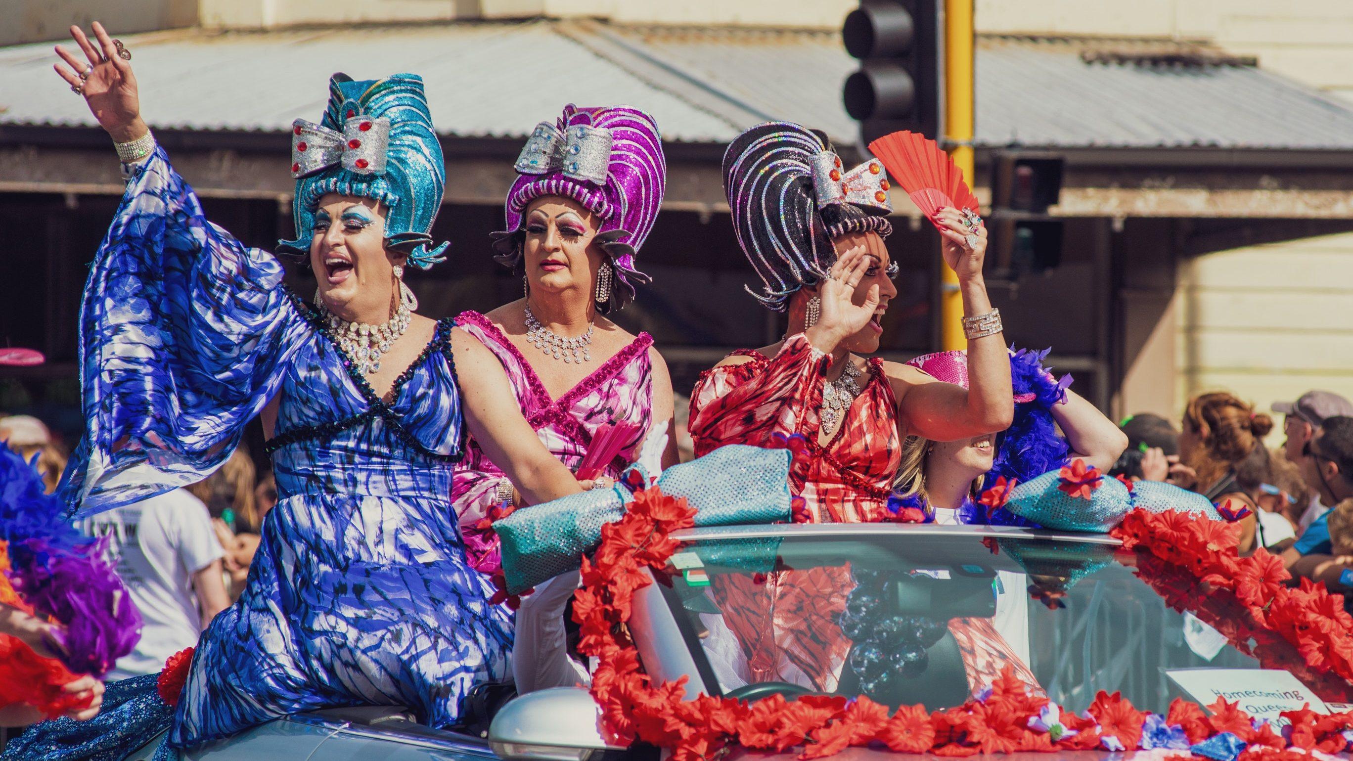 queer um vier: Queere Popkultur