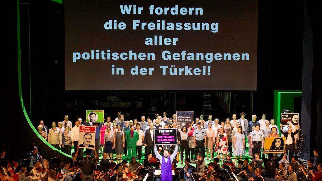 Fidelio: Beethoven, Türkei und Menschenrechtsverletzungen