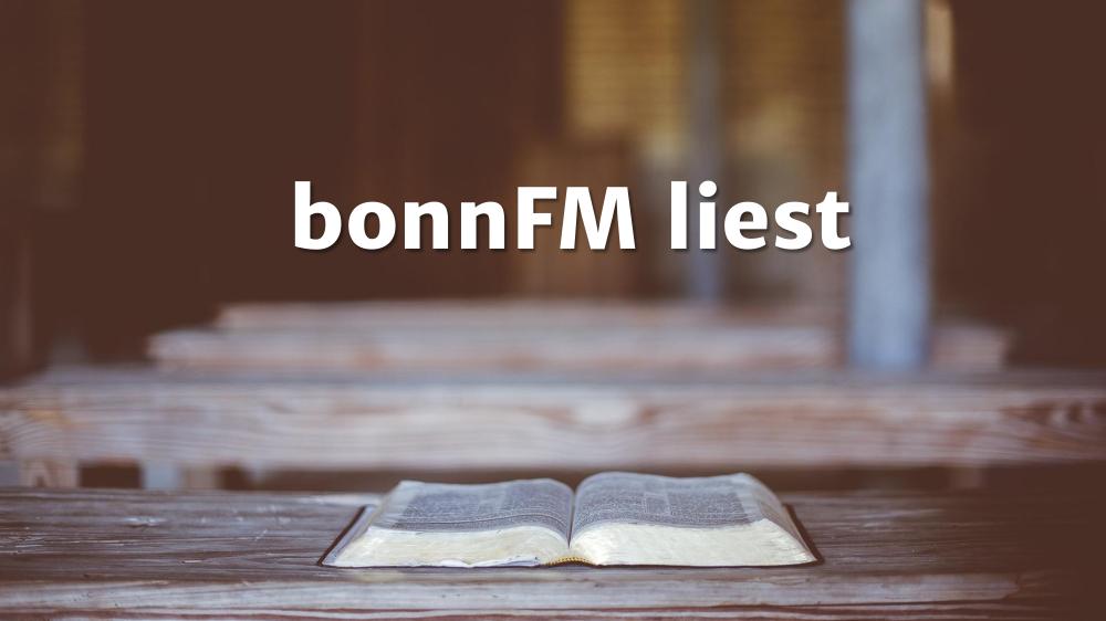 bonnFM liest. Die Sendung vom 19. Februar 2020