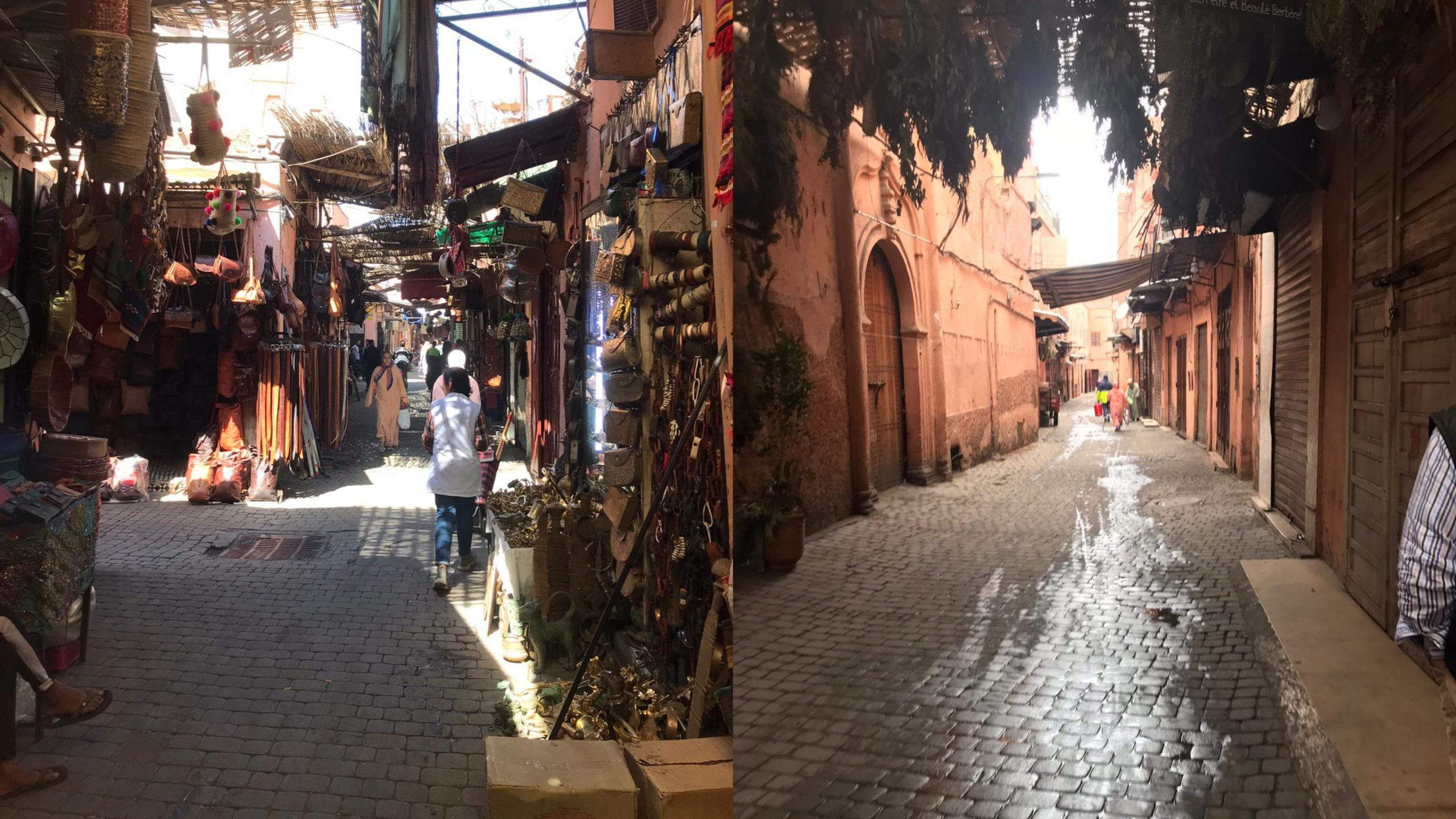 Corona-Chronik aus Marokko