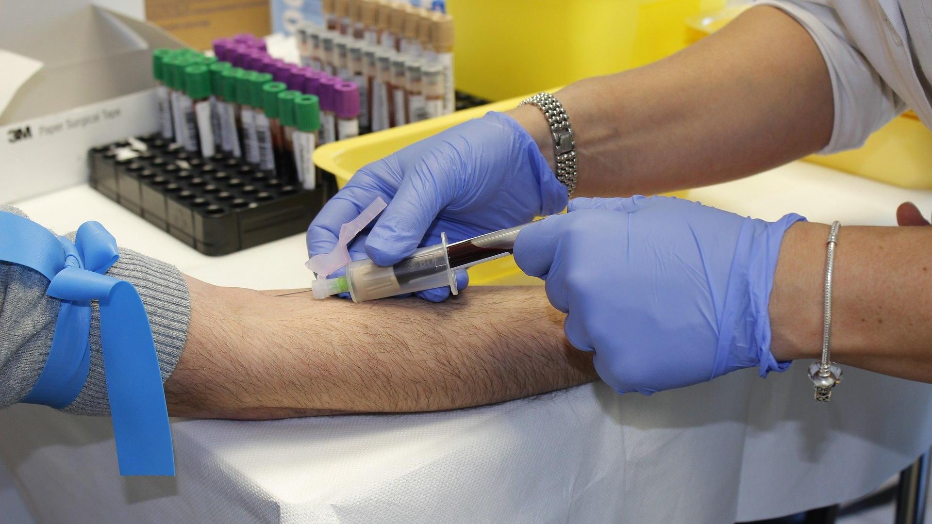 Bonn geht Blutspenden