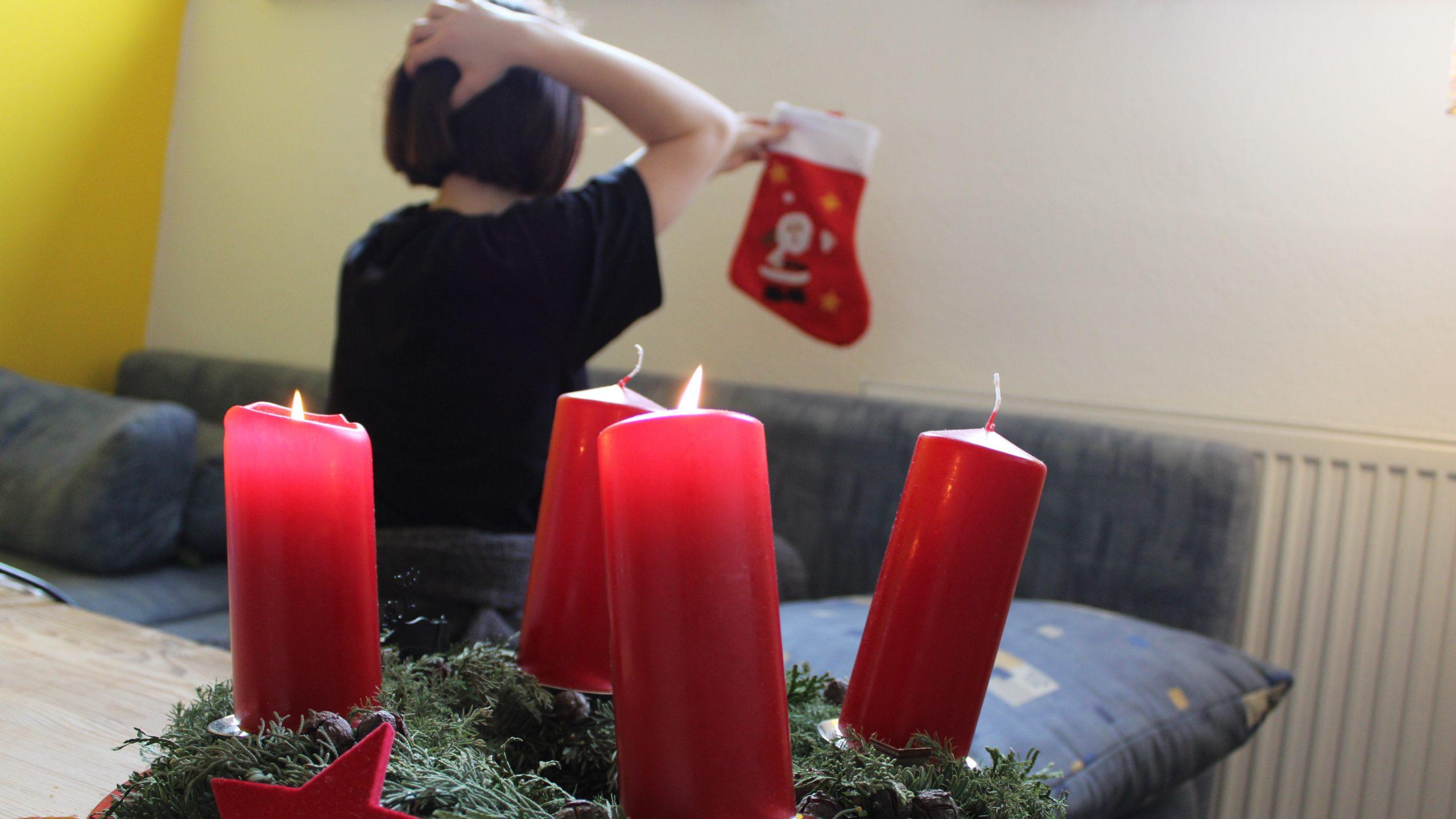 Auf der Suche nach Weihnachtsstimmung