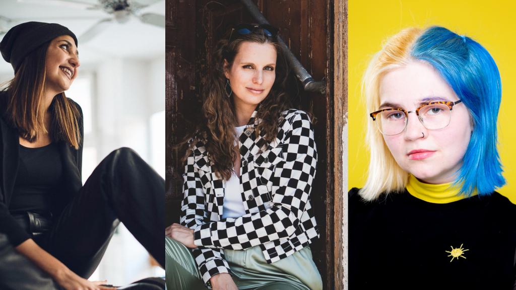 Für mehr Rapresentanz – Das Projekt 365 female* MCs